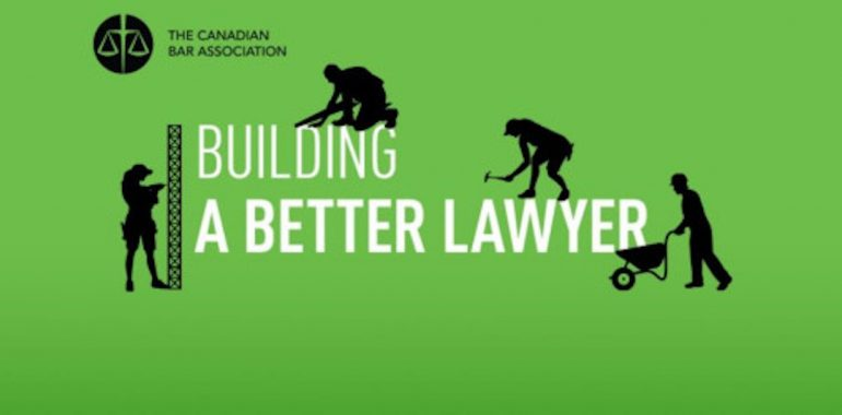 Canadian Bar Association — Conference 2016